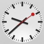 Часы Mondaine на гаджетах Apple