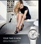«Your time is now» или новая рекламная компания от Maurice Lacroix