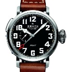Pilot Montre d'Aéronef Type 20 GMT и D'aéronef GMT Baron Rouge limited edition от Zenith