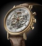 Breguet представляет Classique Chronograph openworked 5284 for Only Watch 2013