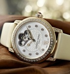 Женственные Double Heart for Only Watch 2013 от Frédérique Constant