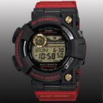 """Великолепная пятерка"""" G-Shock Rising Red от Casio"""