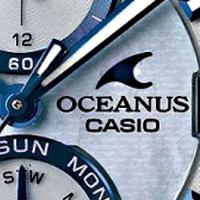 Casio Oceanus – серия элитных часов от Casio