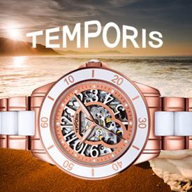Воплощение молодежной моды в часах Temporis