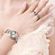 Свадебные часы для жениха и невесты: от элегантной классики к ярким решениям