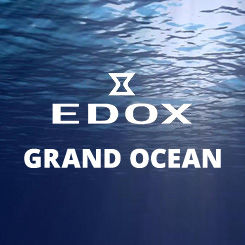 Обзор коллекции Edox Grand Ocean