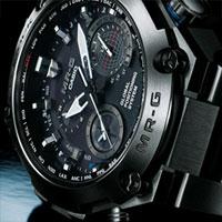 Обзор коллекции Casio MR-G: первые модели и самые дорогие часы Касио