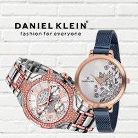 Женские новинки Daniel Klein: лаконичные модели и ювелирная роскошь